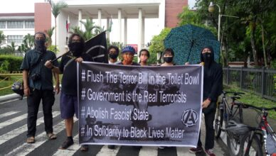 Government Terrorism in the Philippines